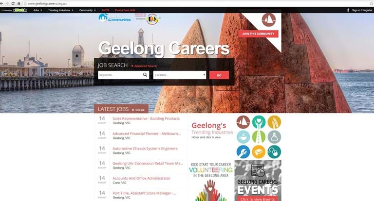 Geelong Careers