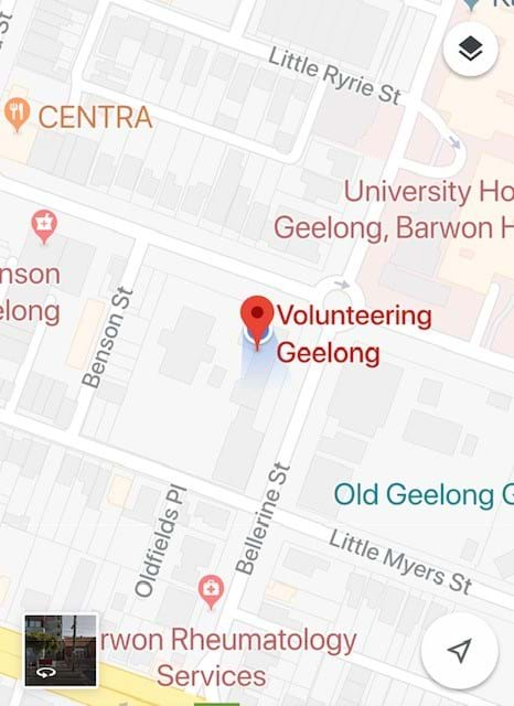 Geelong Region LLEN has moved!! We have moved into our new office space! New address is: St Mary's Terrace 192 Myers Street Geelong VIC 3220